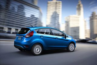 2011 Ford Fiesta Revealed
